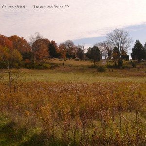 The Autumn Shrine EP Officially Released!